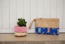 Pot Mini Rustic by Karoeng