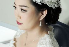 Wedding Of  Bina And Renova by Stephanie Amanda Couture
