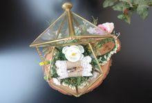 Wedding Ring Box by Desafa Seserahan