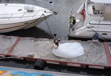 Ferry & Evlin by Batavia Sunda Kelapa Marina