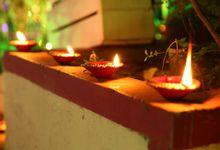 DECOR MATA KI CHOWKI by Nuptials by Priyanka Pandey