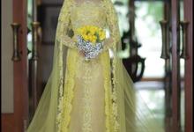 Akad Nikah & Resepsi Akad Nikah Tasya Ahmad by D'soewarna Wedding Planning