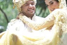 Akad Nikah & Resepsi Akad Nikah Tasya Ahmad by D'soewarna Planner & Organizer