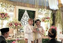 Acara Pernikahan Manda Aryo by D'soewarna Planner & Organizer