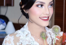 The Wedding Day of  Anggie Julio  by D'soewarna Wedding Planning