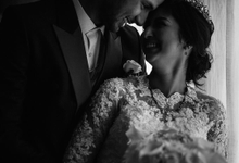 The Wedding Day of Sahil Shah & Sithara Safira by D'soewarna Planner & Organizer
