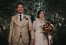 The Wedding Day of  Anggie Julio  by D'soewarna Planner & Organizer