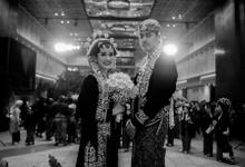 Rangkaian Acara Pernikahan Tasya Yaya by D'soewarna Wedding Planning