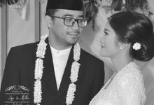Acara Pernikahan Ratu Aletha Dwitami & Aga Pratama by D'soewarna Wedding Planning