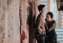 The Engagement Day of Annnisa Ganesha by D'soewarna Planner & Organizer