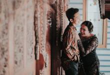 The Engagement Day of Annnisa Ganesha by D'soewarna Wedding Planning