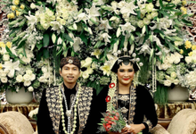 The Wedding Reception of Annisa Ganesha  by D'soewarna Planner & Organizer