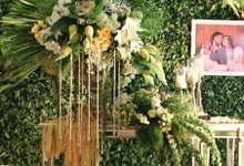 Acara Pernikahan Tiara & Irwindya  by D'soewarna Wedding Planning