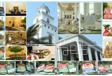 Acara Resepsi Pernikahan Bpk. Totok & Ibu Yuni by D'soewarna Wedding Planning