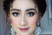 Wedding Day of Sarah Firas  by D'soewarna Wedding Planning