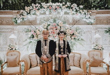 Acara Akad Nikah Eristia Putri & Dendy Iswara by D'soewarna Wedding Planning