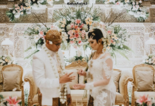 Acara Akad Nikah Eristia Putri & Dendy Iswara by D'soewarna Wedding Planning