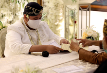 Acara Pernikahan Damar & Putri by D'soewarna Wedding Planning