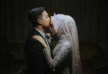Acara Pernikahan Siti Ardiya Sakinah Salim & Sugiherlambang by D'soewarna Wedding Planning