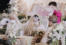Pernikahan Azara Audrey  by D'soewarna Wedding Planning
