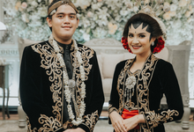 Intimate Wedding Acara Pernikahan Ayu Faris  by D'soewarna Wedding Planning