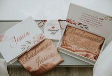 The Wedding of Harryanto Setiadi & Fenny Jap by Le Blanc Wedding Planner & Organizer