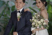 The Wedding of Mr. Anthony & Mrs. Erin by ODDY PRANATHA BRIDAL