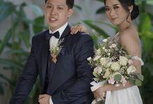 The Wedding of Mr. Anthony & Mrs. Erin by ODDY PRANATHA