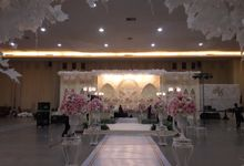 The Wedding Alfian And Tika by C+ Productions