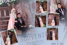 Wedding Diana & Zacky by Rias rose
