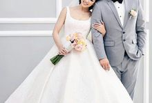 The WEDDING of JAMES & ERLINA by Illusion Entertainment & Organizer