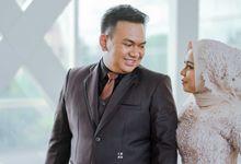 Pernikahan Rara dan Zaki by IDNS Project