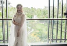 Harfy and Chindy  wedding  Stardust on the beach by Florencia Augustine