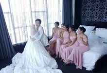 Wibi And Jessi Wedding by Boaz Gunawan MC - Perfetto organizer
