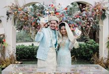 The Wedding of Farha & Nada by Amorphoto