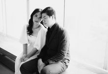 the Pre Wedding of Josephine & Eric by Amorphoto