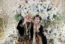 The Wedding of Granzetta & Adit Lubis by Amorphoto