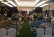 Wedding Syaogi & Mutiah by Duta Venues