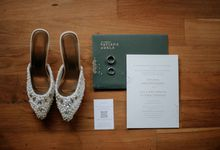 Traditional Jawa by Pensée invitation & stationery