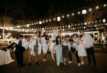 Yenni and Peter Wedding Day by Sadajiwa Immagine