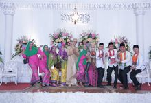Ria + Ivan by KATA Wedding Planner And Organizer