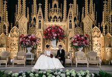 Henry Beby Wedding by Elssy Design
