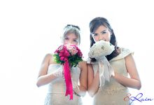 Tyler & Airin Wedding Day by 8rain Photography