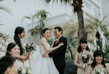 Quelene & Willy Wedding at Aryaduta Hotel Jakarta by Warna Project
