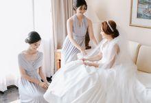 THE WEDDING OF ALVIN & TASYA by Alluvio