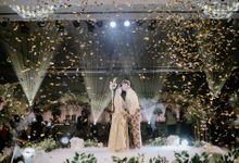 THE WEDDING OF CHRIST & YUSTIA by Alluvio
