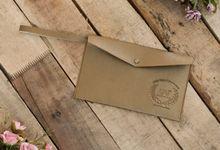 Souvenir Clutch Envelope Wedding Exclusive by Sooveneer