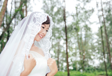 Xiao Dai & Tiong Pre-wedding Photoshoot by DW Makestyle