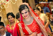 Fairytale Indian Wedding by Chetan Mehra Photography