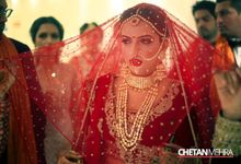 Colorful Indian Wedding by Chetan Mehra Photography